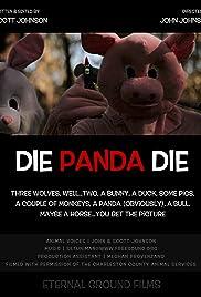 Die Panda Die Poster