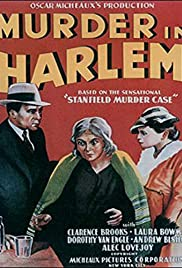 Murder in Harlem Poster