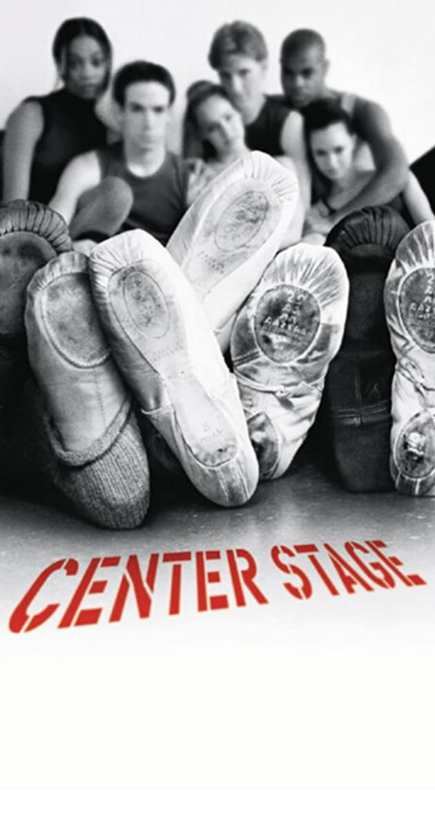 Subtitle of Center Stage