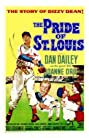 The Pride of St. Louis (1952) Poster