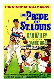 The Pride of St. Louis (1952) Poster - Movie Forum, Cast, Reviews