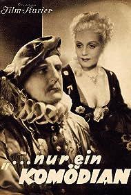 Rudolf Forster and Christl Mardayn in ...nur ein Komödiant (1935)