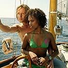 Daan Schuurmans and Jasmine Sendar in Volle maan (2002)