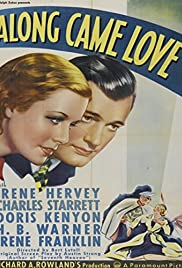 Along Came Love Poster