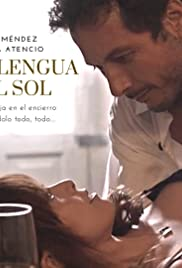 La lengua del sol Poster