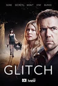 Emily Barclay, Emma Booth, and Patrick Brammall in Glitch (2015)