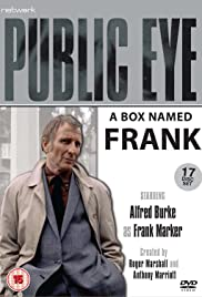 Public Eye Poster - TV Show Forum, Cast, Reviews