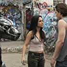 Alex Neustaedter and Becky G in A-X-L (2018)
