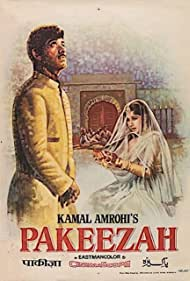Pakeezah (1972) Poster - Movie Forum, Cast, Reviews