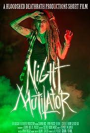 Night Mutilator Poster