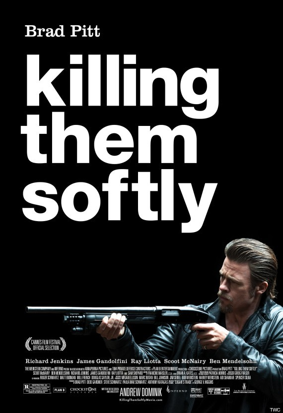 Brad Pitt in Killing Them Softly (2012)