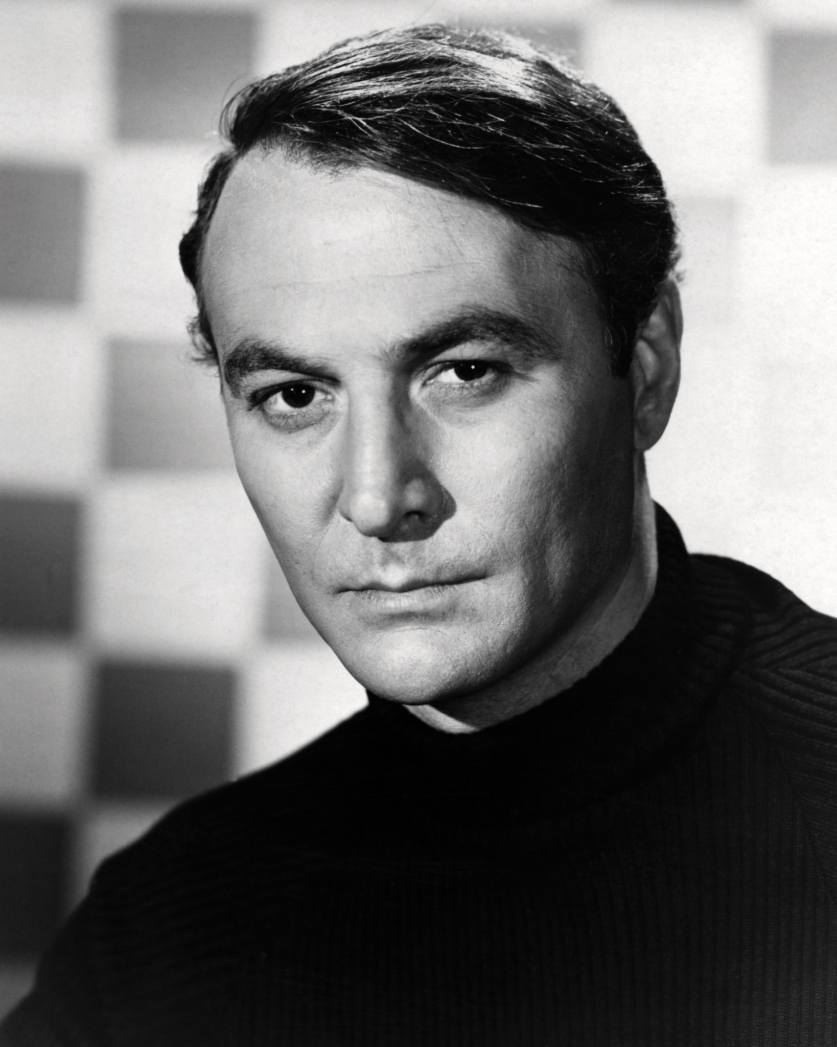 Robert Loggia at an event for T.H.E. Cat (1966)