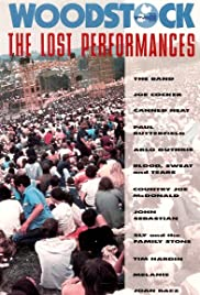 Woodstock: The Lost Performances Poster