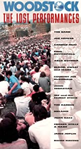 Movie video downloads Woodstock: The Lost Performances [WEB-DL]