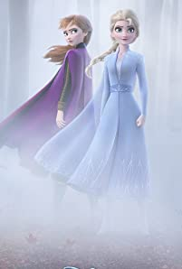 "Why was Elsa born with magical powers? The answer is calling her and threatening her kingdom. Together with Anna, Kristoff, Olaf and Sven, she'll set out on a dangerous but remarkable journey. In ""Frozen,"" Elsa feared her powers were too much for the world. Now, she must hope they are enough."