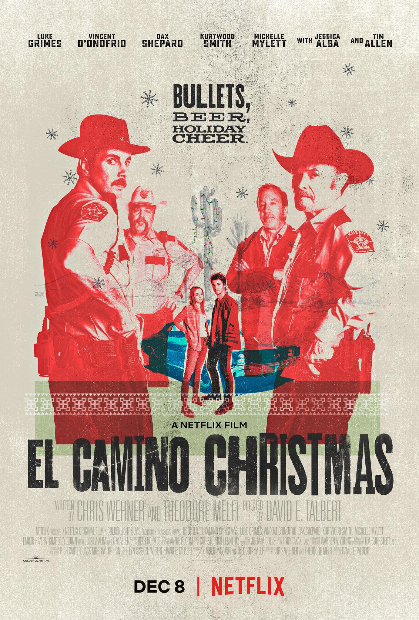 El Camino Christmas 2017.El Camino Christmas 2017 Imdb
