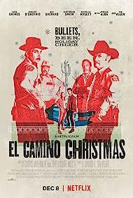 Vincent D'Onofrio, Tim Allen, Kurtwood Smith, Dax Shepard, Luke Grimes, and Michelle Mylett in El Camino Christmas (2017)