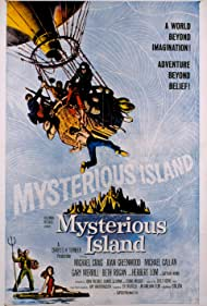 Mysterious Island (1961) Poster - Movie Forum, Cast, Reviews