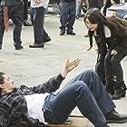 Yûko Takeuchi and Vinicius Zorin-Machado in Flashforward (2009)