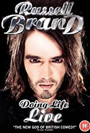 Russell Brand: Doing Life - Live(2007) Poster - Movie Forum, Cast, Reviews