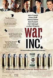 War, Inc.(2008) Poster - Movie Forum, Cast, Reviews
