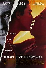 Indecent Proposal (1993) 1080p