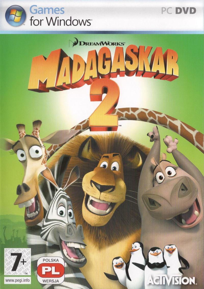 Madagascar Escape 2 Africa Video Game 2008 Imdb