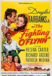 The Fighting O'Flynn (1949) Poster - Movie Forum, Cast, Reviews