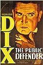 The Public Defender (1931) Poster