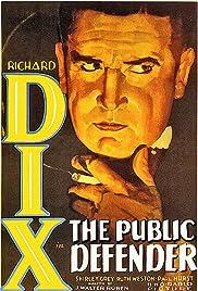 The Public Defender Poster