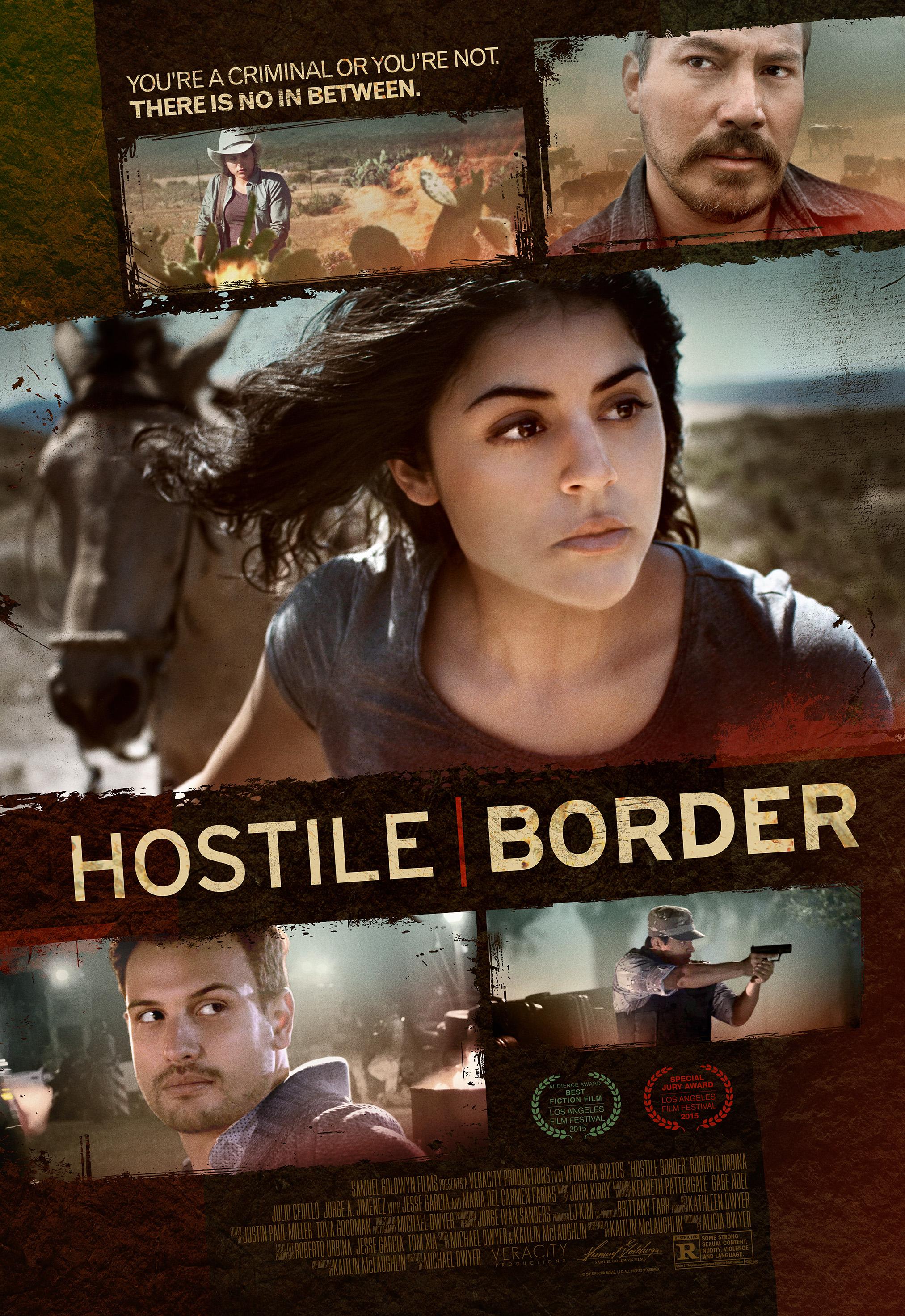 Hostile sex the movie