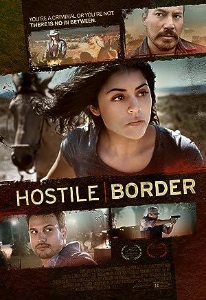 Where to stream Hostile Border