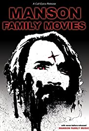 Manson Family Movies Poster