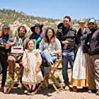 """Director Pipe Delgado and Crew on set for """"Sunset Glory"""""""
