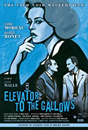 Elevator to the Gallows Poster