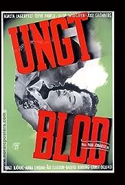 Ungt blod Poster