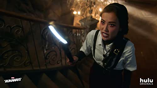 In Season 3, the Runaways frantically search for their captured friends Chase, Gert, and Karolina. The kids go head to head with an unstoppable enemy who has targeted Leslie -- or more accurately, the child she's carrying. Nico draws them all into a dark realm where its ruler Morgan le Fay is much more nefarious than anyone the kids have yet to face.