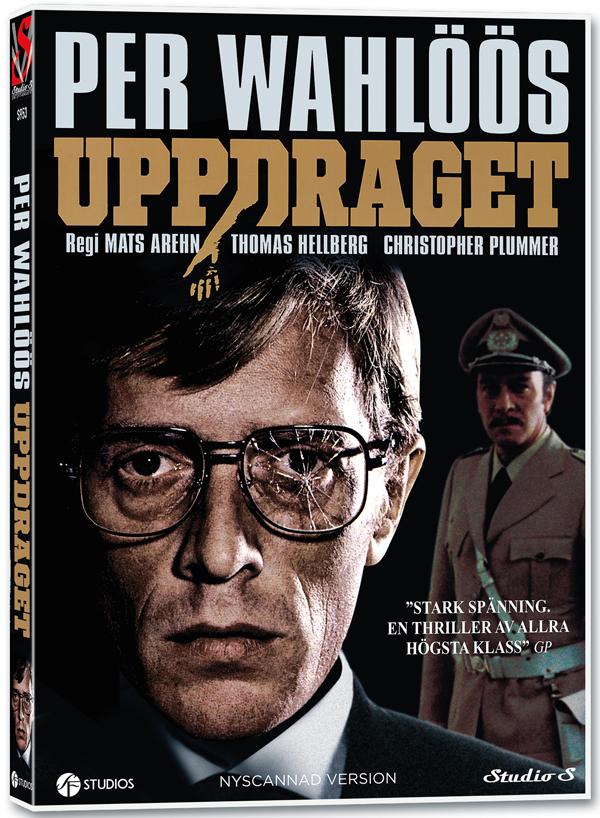 Christopher Plummer and Thomas Hellberg in Uppdraget (1977)