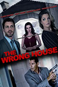 Clare Kramer, Thomas Calabro, Tilky Jones, and Allison McAtee in The Wrong House (2016)