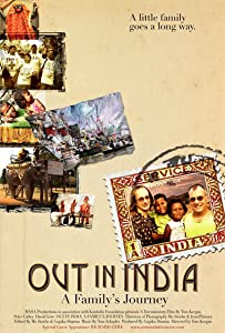 Downloadable free hollywood movies Out in India: A Family's Journey [hdv]