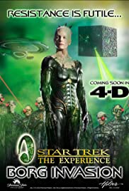 Star Trek: The Experience - Borg Invasion 4D Poster
