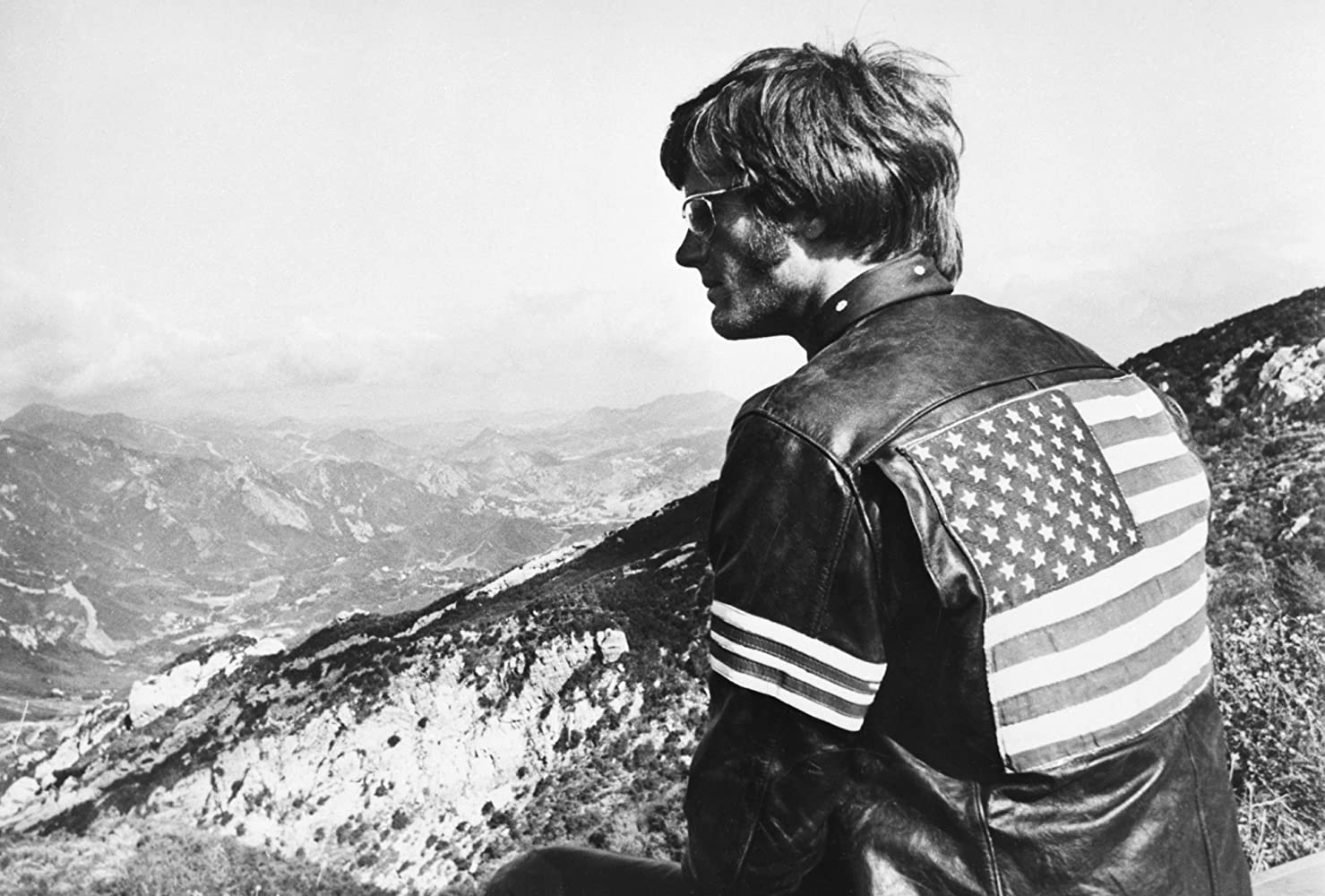 Peter Fonda in Easy Rider (1969)