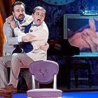 Anton Lirnik and Andrey Molochnyy in Comedy Club (2005)