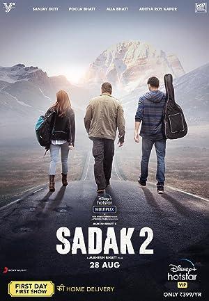 دانلود زیرنویس فارسی فیلم Sadak 2 2020