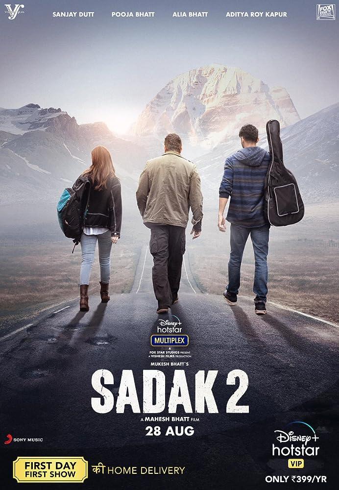 مشاهدة فيلم Sadak 2 2020 مترجم أونلاين مترجم