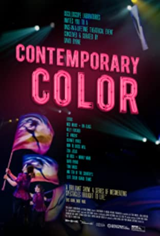 Contemporary Color (2016)