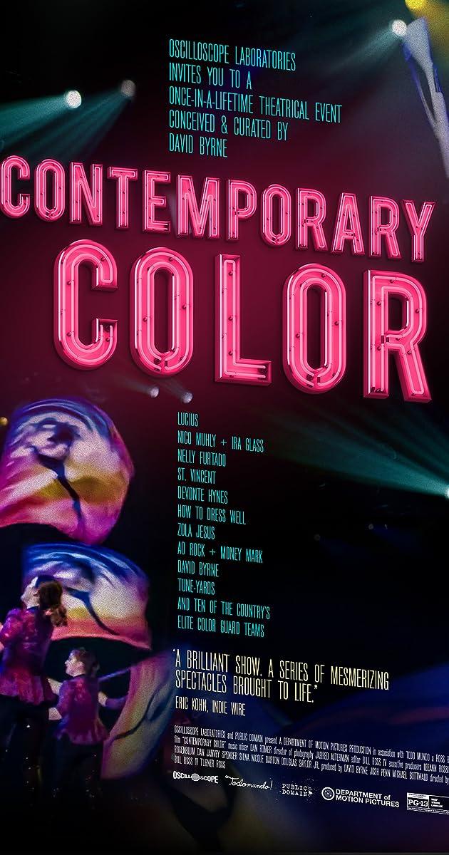 Subtitle of Contemporary Color