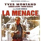 Yves Montand in La menace (1977)