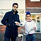 Sacha Dhawan and Himmut Singh Datt in The Boy with the Topknot (2017)