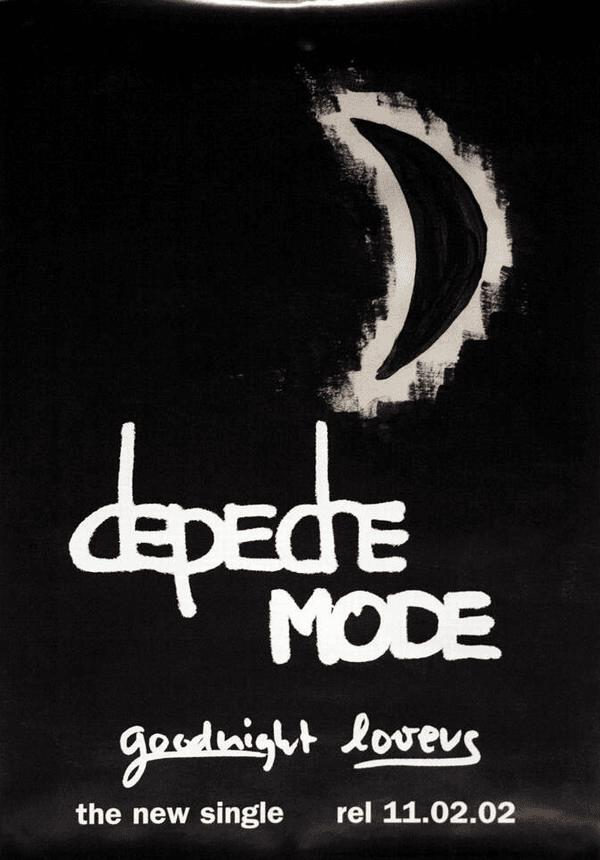 Depeche Mode Goodnight Lovers 2002